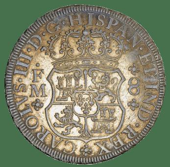 foc english coin